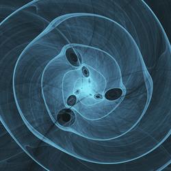 Molecule wormhole