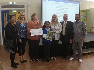 Bhakti and the Bilston teaching staff