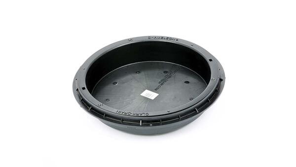 Recessed manhole cover .