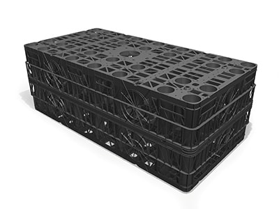 Rainbox crate