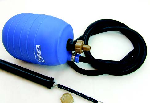 PVC inflatable test kit.