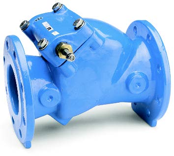Ductile iron check non return valve.