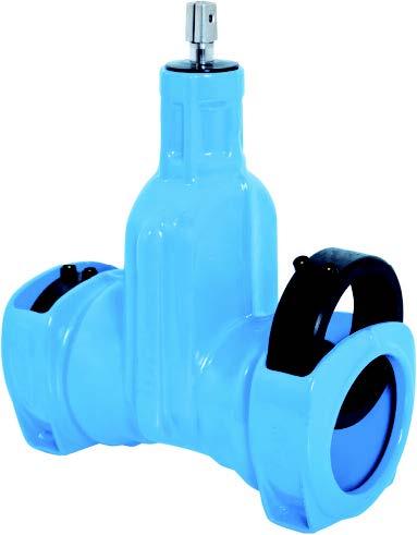 Mono gate valve.