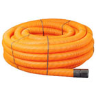 Orange Lighting & Signal Ducting