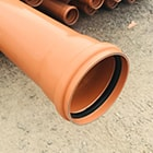 100/110mm ULTRA3 Sewer Pipe & Fittings
