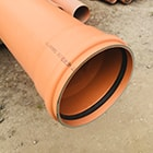 185/200mm ULTRA3 Sewer Pipe & Fittings