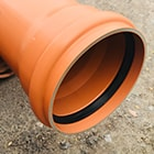 225/250mm ULTRA3 Sewer Pipe & Fittings