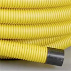 Yellow Gas Ducting